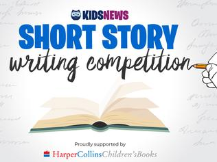 Kids News Short Story writing competition, supported by HarperCollins