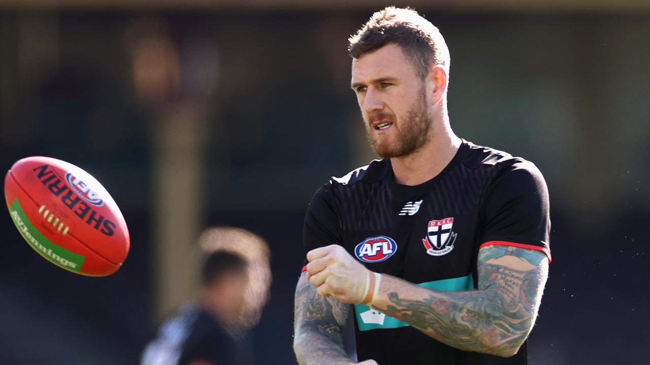 Tim Membrey of the Saints (Photo by Cameron Spencer/Getty Images)