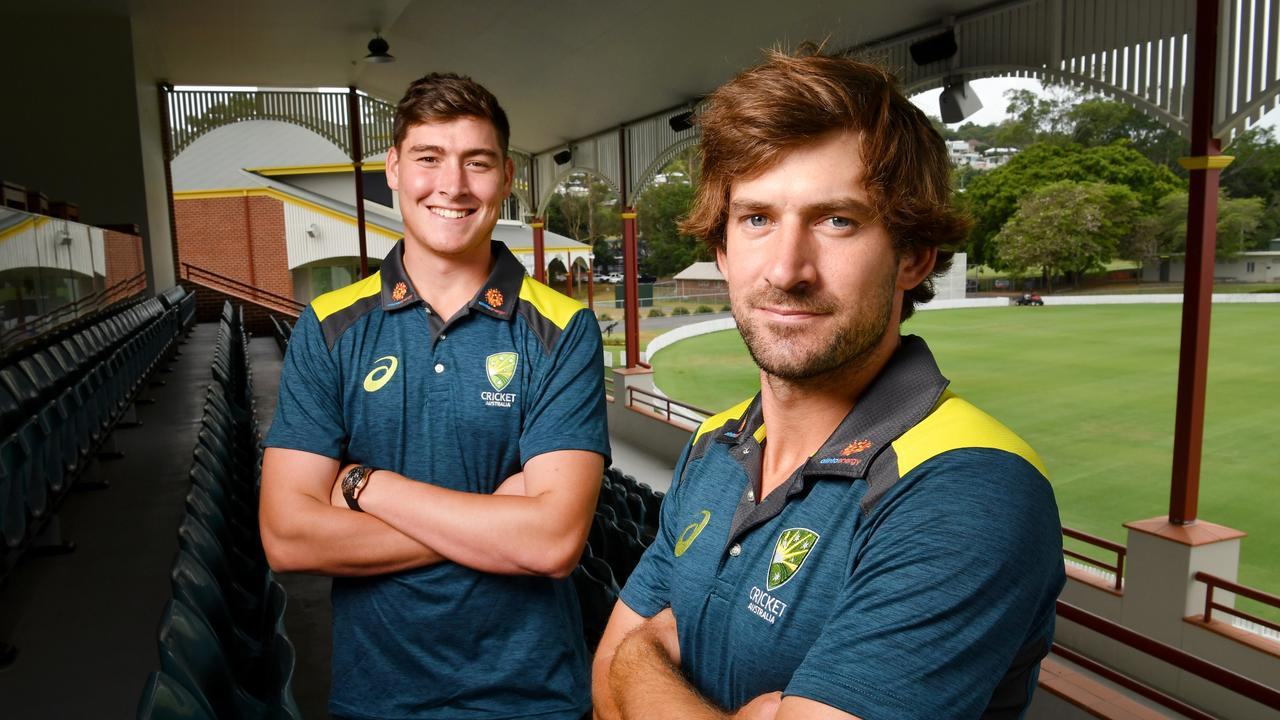 Queensland opening pair Joe Burns and Matt Renshaw will open together in the tour match against Sri Lanka.