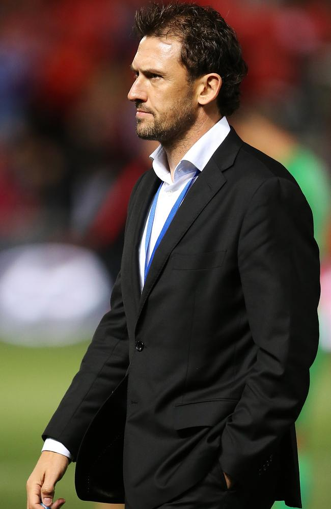 Tony Popovic says Wanderers players have been focused at training.