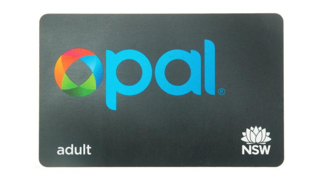 Opal card. Picture: iStock
