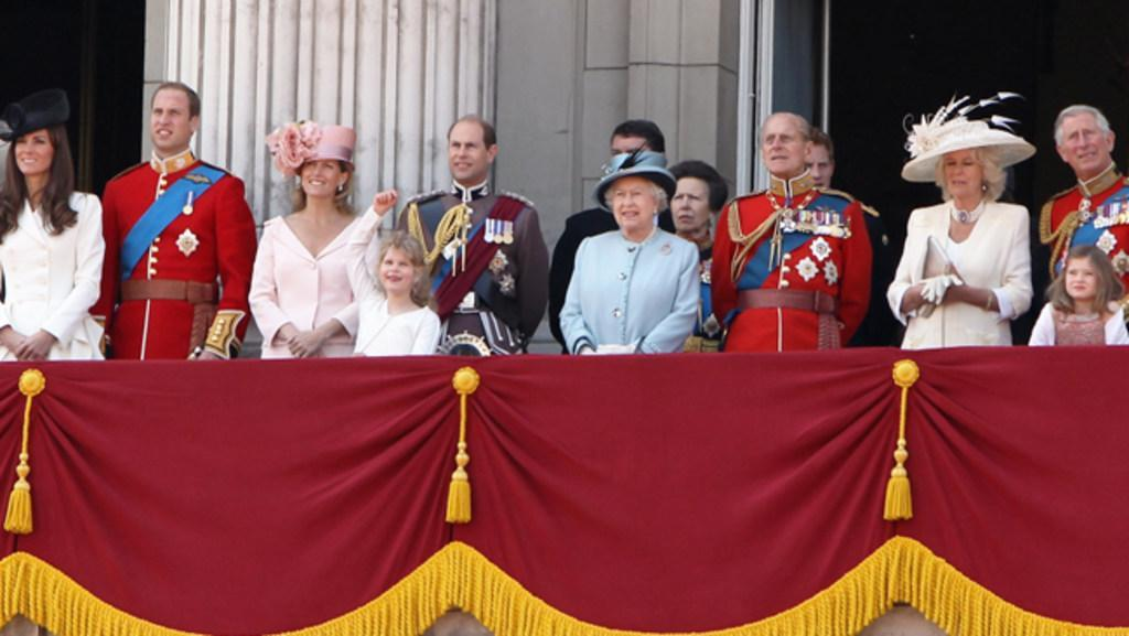 A quick guide to the Royal Family