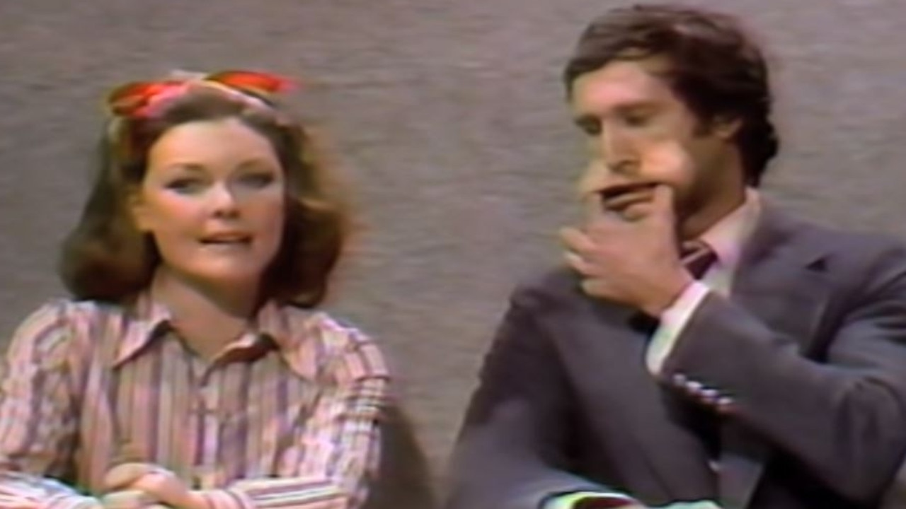 Chase was monumentally popular in his breakout role in the first season of SNL.