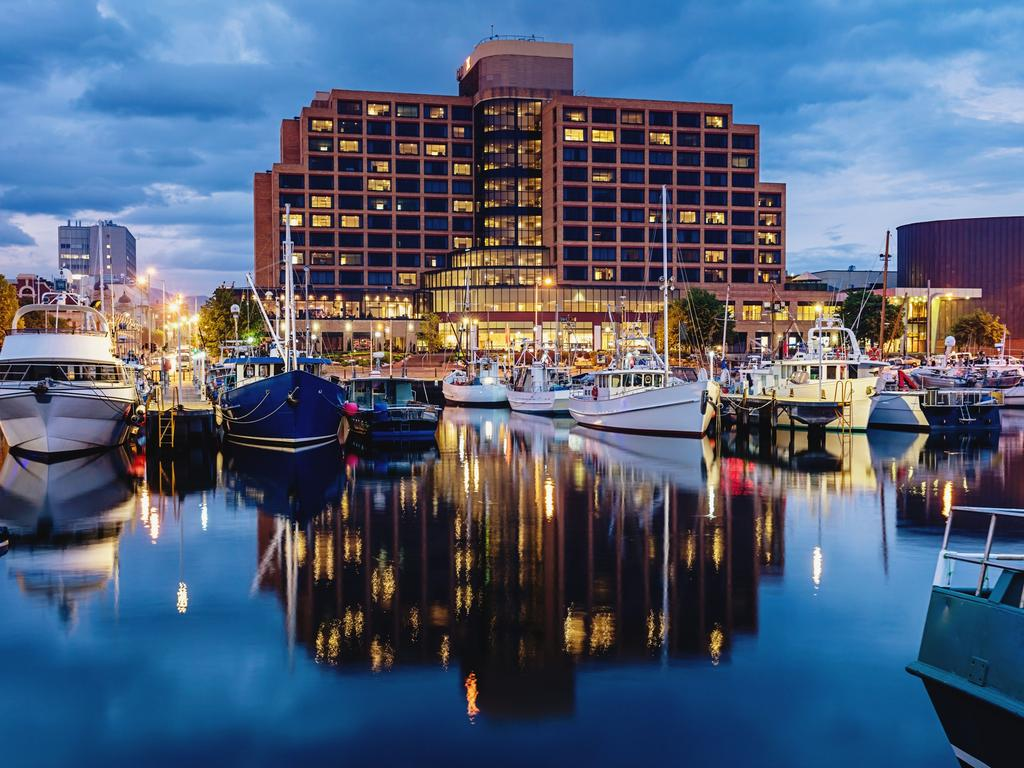 Tasmania is one of the stops early in the five-month journey. Picture: iStock