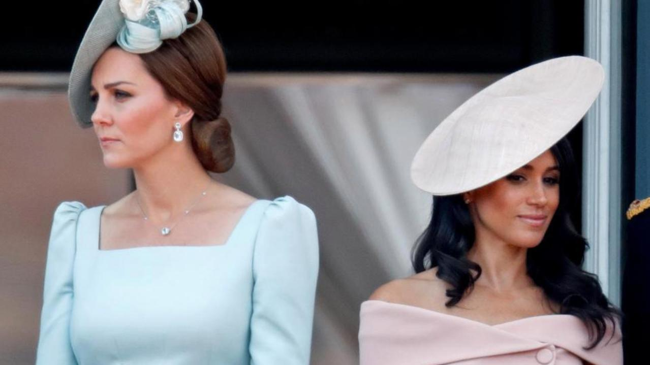 Once friends, Kate Middleton and Meghan Markle had an ugly falling out in the lead-up to her wedding to Prince Harry.