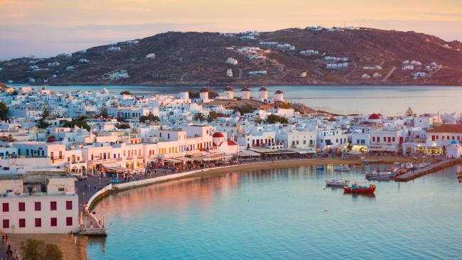 It's a veritable warren of streets in Mykonos Town. Simply take your time and see what you come across, before heading back to your hotel prepare for the night ahead. If you're not sure where you're staying, here are some of our favourites.