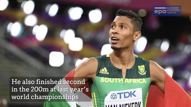 South Africa emerging as athletics superpower