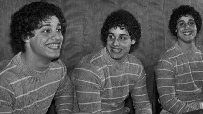 Bobby Shafran, Eddy Galland and David Kellman.