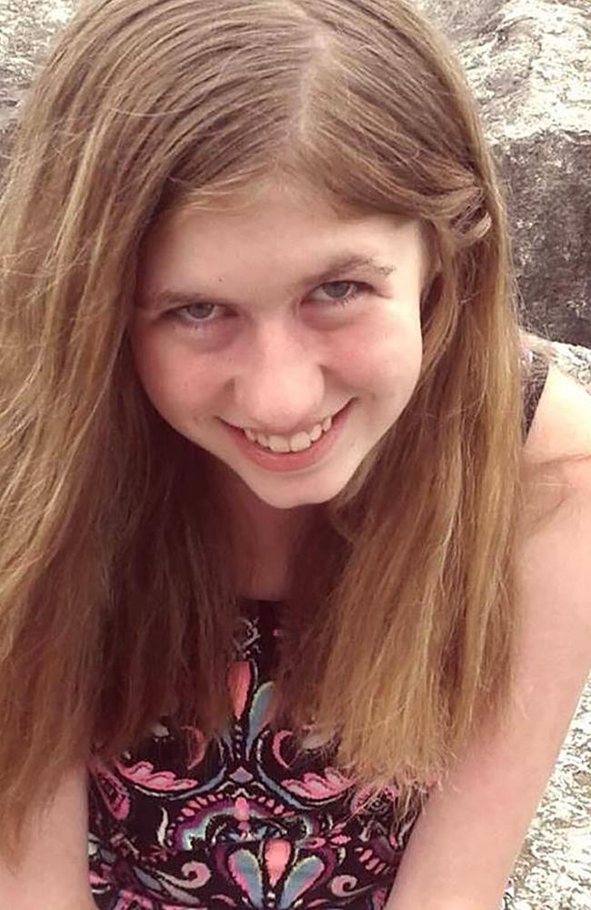 Jayme Closs survived an horrific ordeal. Picture: AFP/ Barron County Sheriff's Department.