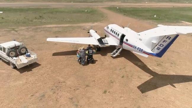 Royal Flying Doctor Service in Queensland