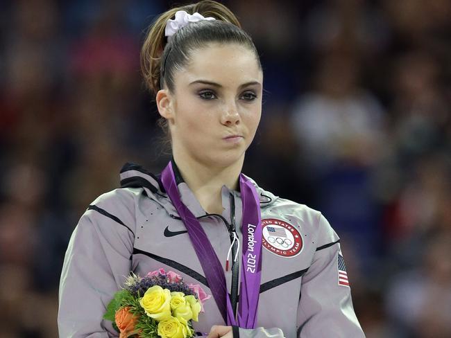 McKayla Maroney wasn't impressed with winning silver.