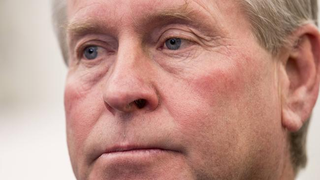 Premier Colin Barnett says he regrets his parliamentary slip-up. Picture: File image