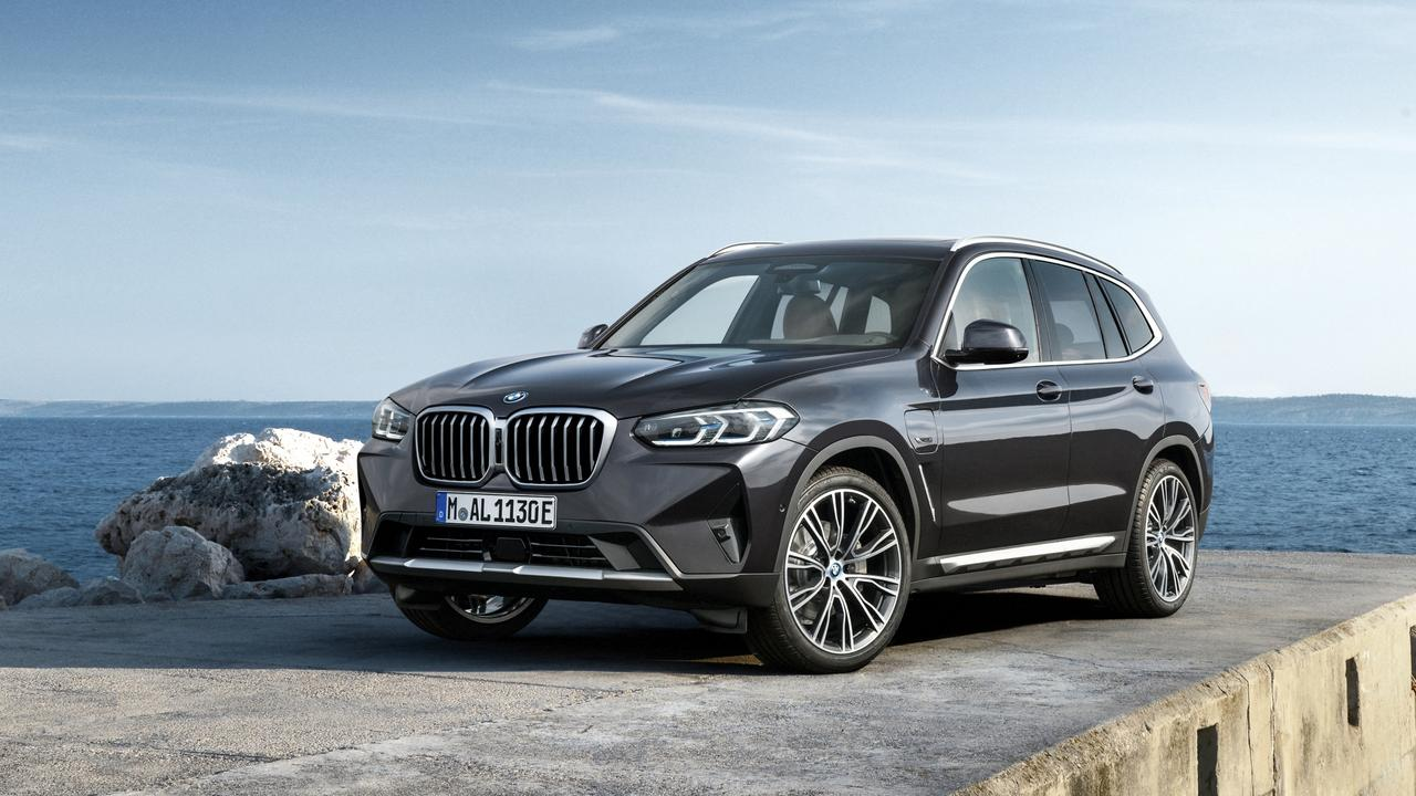 The BMW X3 has long been the benchmark mid-size luxury SUV.