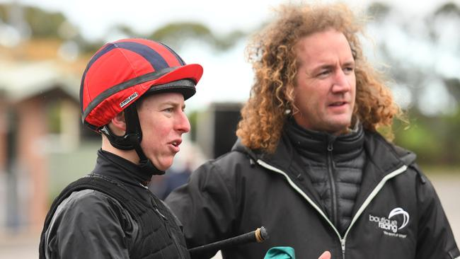 Racing's 'odd couple' find right balance for success