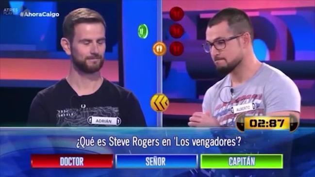 TV Quiz Contestant Gets Answer Wrong Despite Answer Being On His T-Shirt