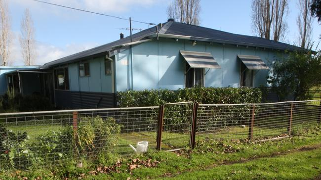 House where Kadwill and his family lived in WA.