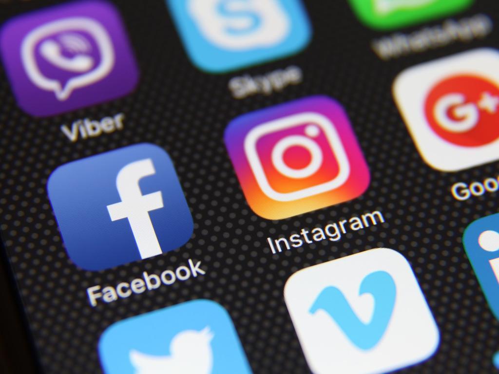 Facebook, Instagram and WhatsApp were down.