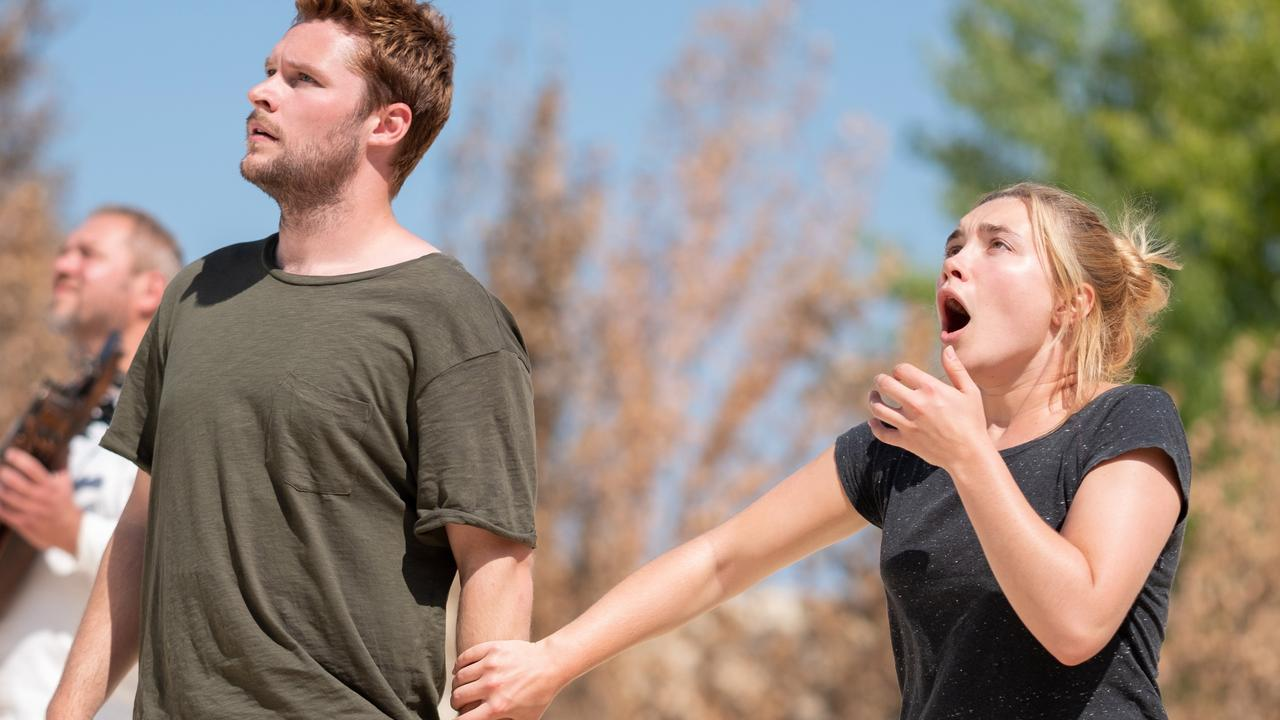 Midsommar features some horrifying images