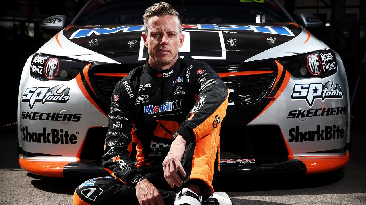 James Courtney pictured ahead of the Newcastle 500 at the end of November. Picture: Tim Hunter.