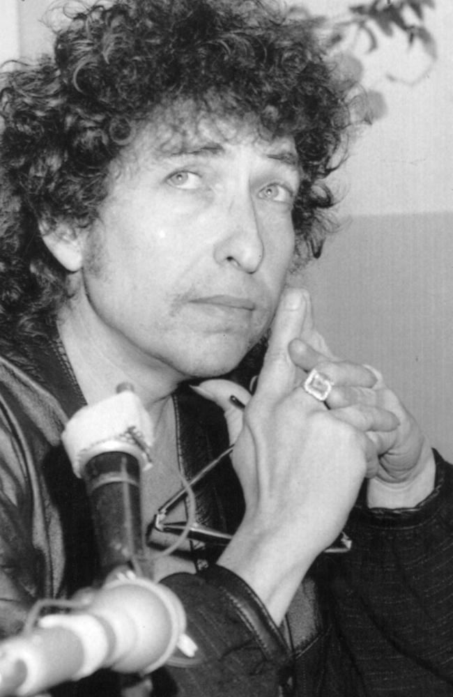 The woman accusing Bob Dylan (pictured) of abuse alleges it took place in 1965.