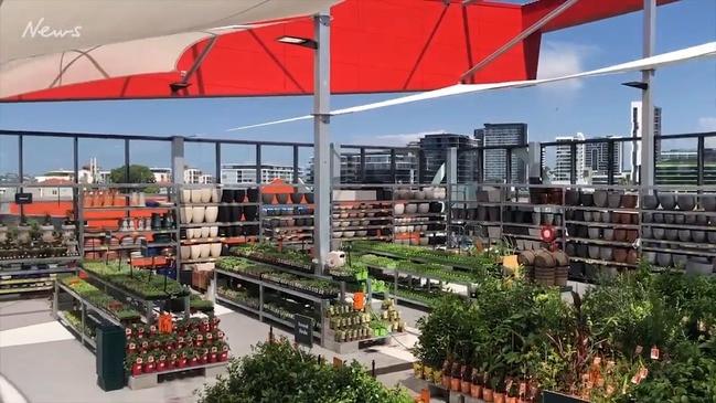 Sneak Peek of new Bunnings Warehouse Newstead