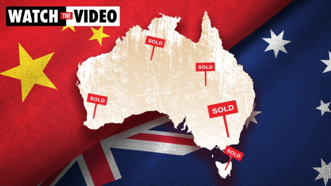 Shocking statistics: How much of Australia does China own?