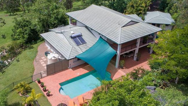 The home at 56 Jacaranda Ave, Kenmore Hills, sold for $1,555,000.