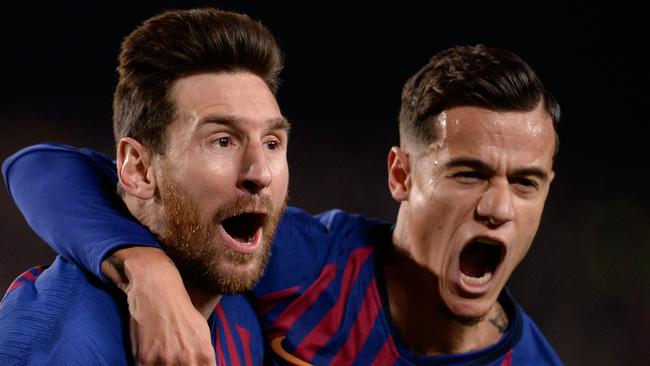 Messy without Messi: Barca's opening day disaster