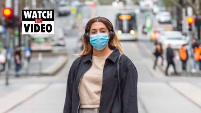 Andrews – It's time to wear a mask (7News)