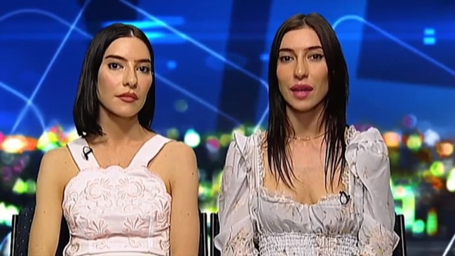 The Veronicas deny plane incident was for publicity (The Project)