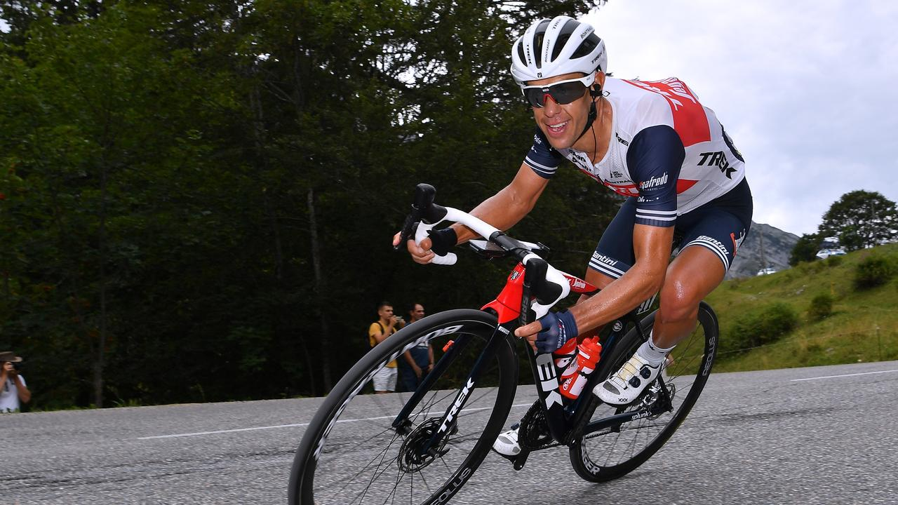 Porte says he owes it to his team to race the Tour.