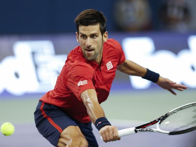 Novak Djokovic says he is ready to fire in Paris.