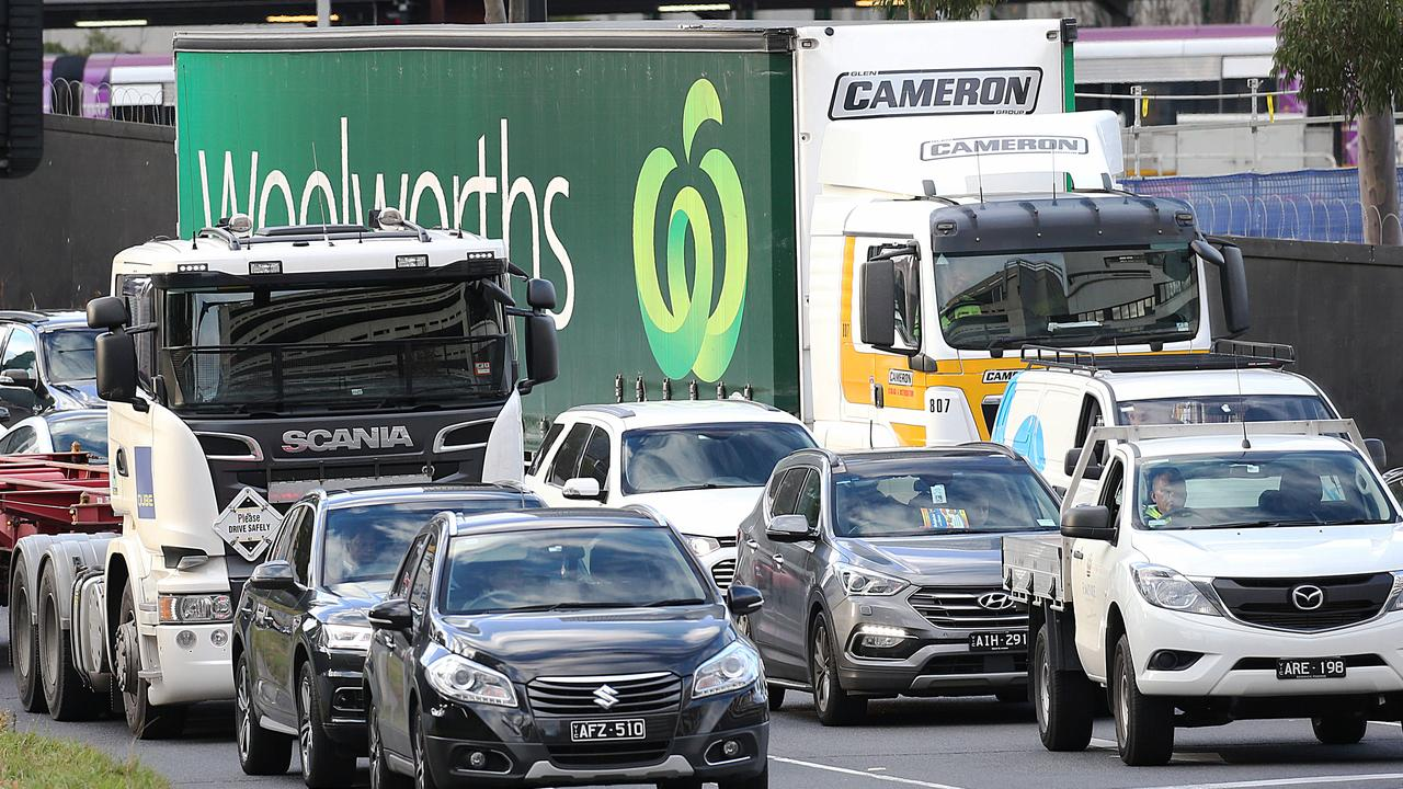 Victorian motorists are paying for a service that does not exist.