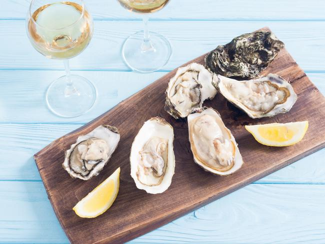 41. THREE MILLION OYSTERS … are harvested from 15 Bruny Island oyster farms every year.