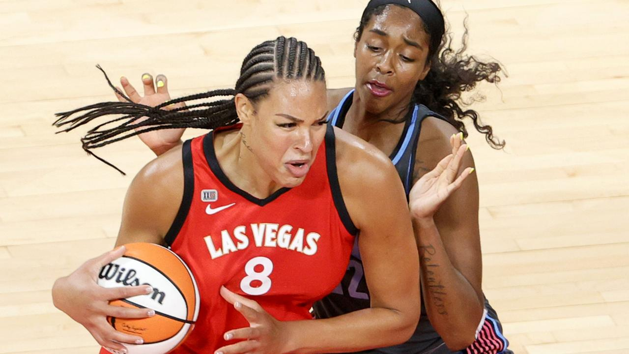 Liz Cambage could be ready to call it quits after the Olympics.