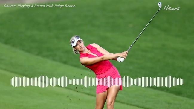 Paige Spiranac slams golf's 'hypocrisy'
