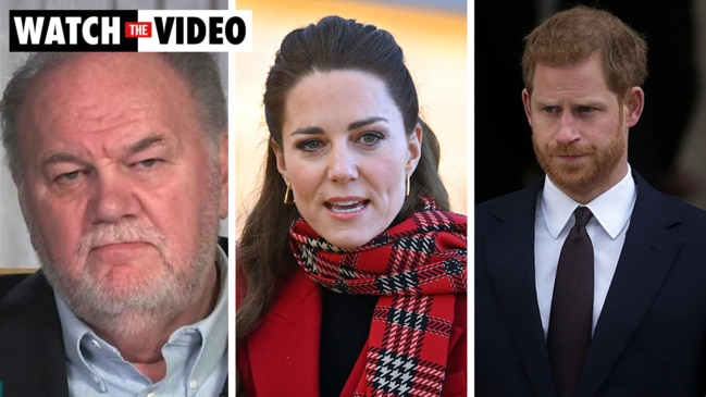 Kate Middleton worried that Prince Harry hadn't met Meghan's dad before wedding