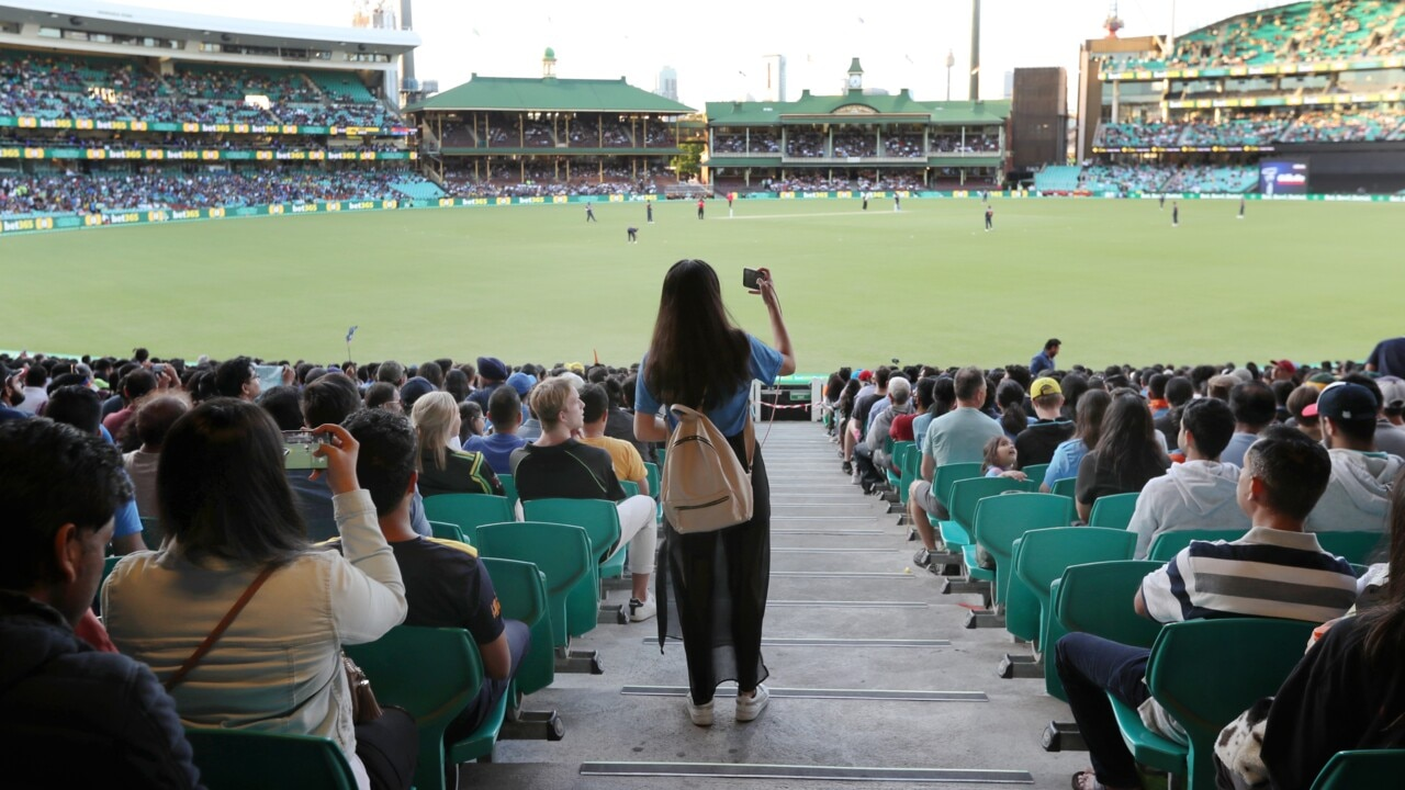 SCG Test match 'a worry' but will go ahead to restore 'degree of normality'