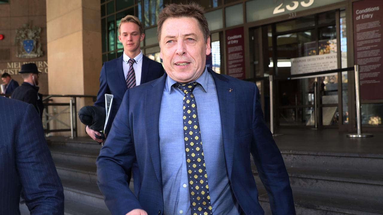 AFL 2019: Mark 'Bomber' Thompson admits to using ice during back half of 2017 in court