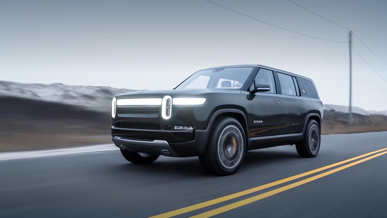 A R1S SUV is also in the works.