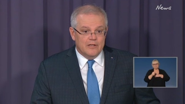 PM says COVIDSafe app is Australia's 'ticket' to ending virus rules