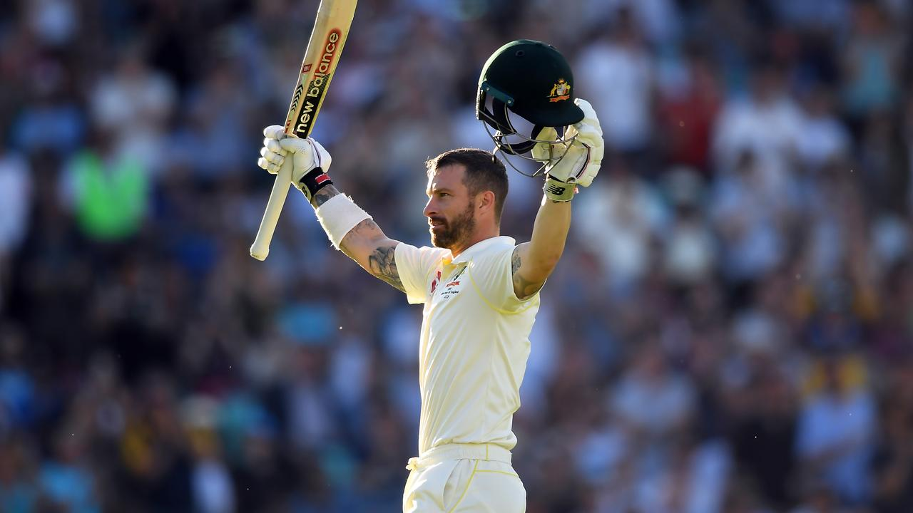 Ricky Ponting: 'Feisty' Matthew Wade has locked in his Test spot for Australia
