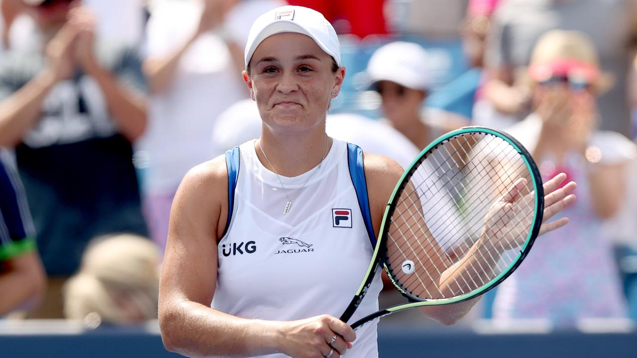 Australia's new tennis queen wants to replicate Stosur's triumph 10 years ago. Photo: Matthew Stockman/Getty Images