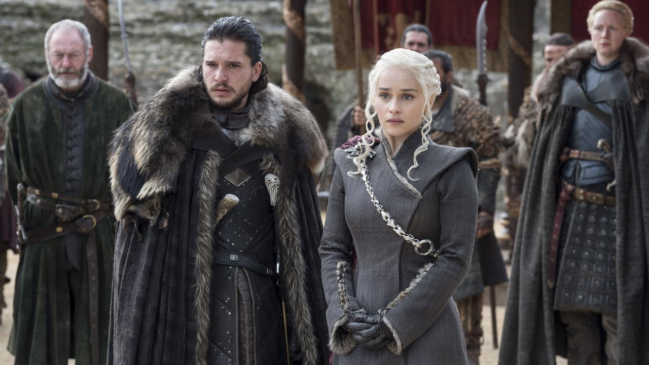 Will Jon Snow have to kill Daenerys Targaryen in the Game of Thrones finale? Picture: HBO