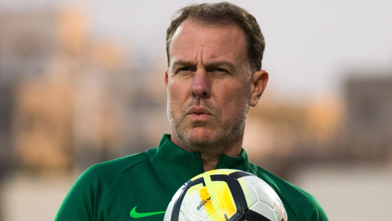 Alen Stajcic is not feeling the pressure despite a disappointing first-up result.