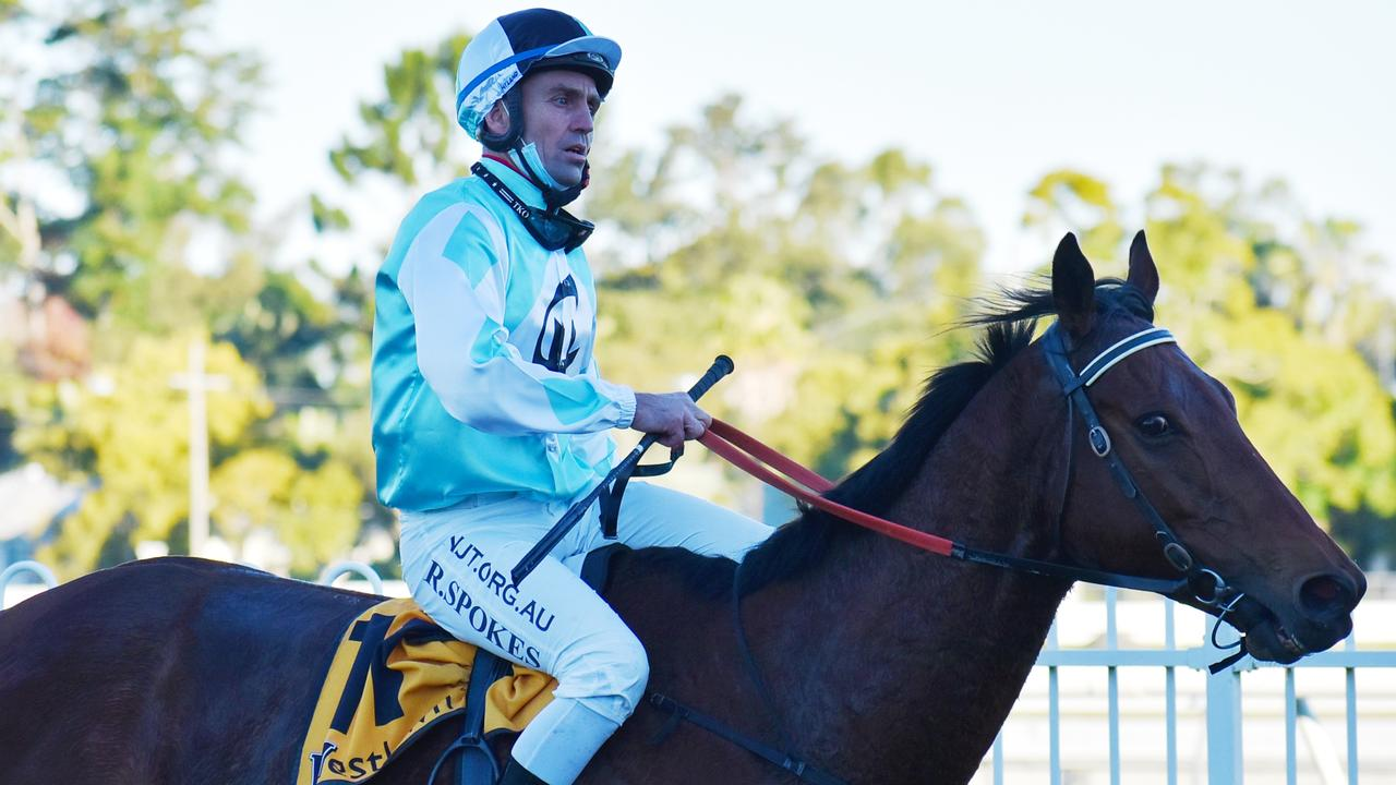 Highly experienced jockey Raymond Spokes and Northern Knight continue their association in the Coffs Harbour Cup.