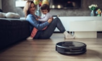 Woman's hilarious ad for missing robot vac goes viral