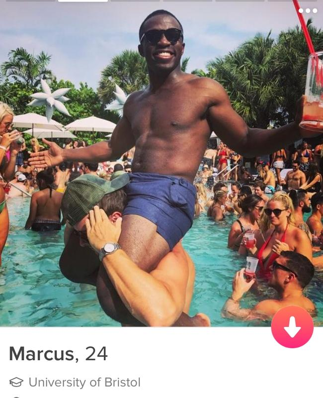 Marcus Webber from the Jamican rugby 7s team.