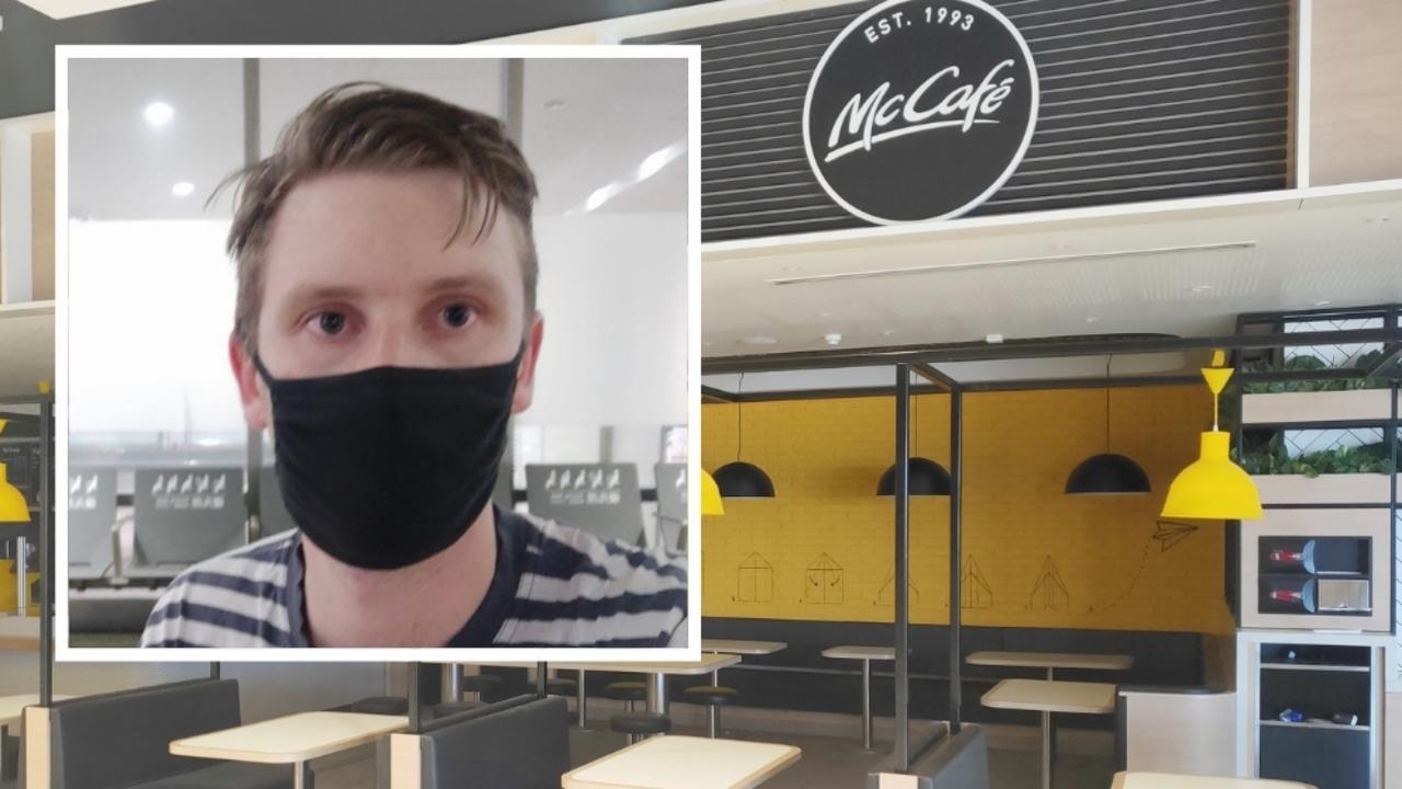 Aussie's terrifying Sydney airport scare.