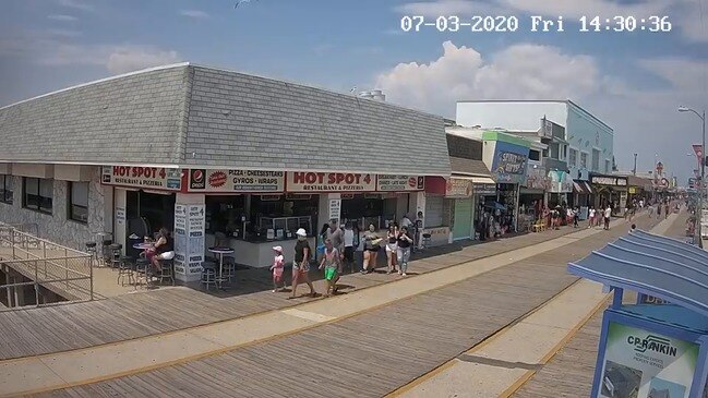Official Projects 'Booming' Holiday Weekend at Jersey Shore's Wildwood Beach